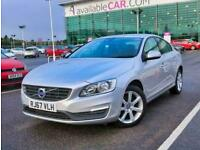 2018 Volvo S60 T4 [190] Business Edition Lux 4dr Saloon Petrol Manual