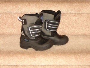 Toddler Winter Boots - sizes 5, 10
