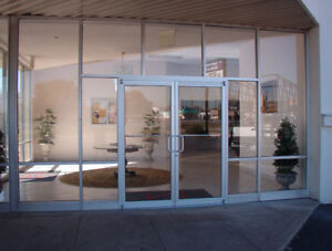 GLASS AND ALUMINUM DOORS SERVICE AND REPAIRS 24/7 (905) 601-8112