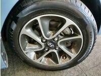 2017 Hyundai i10 1.2 Premium 5dr Hatchback Petrol Manual