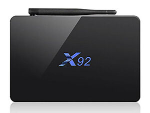 X92 The BEST 8-Core Android 7 TV Box Beats the H96 Pro +