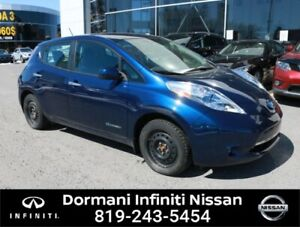 2016 NISSAN LEAF SL FULLY LOADED WITH NAV CLEAN, ELECTRIC