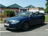 Audi A4 Cabriolet 2.0TDI 2009MY Final Edition