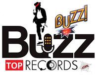 Male singer's opportunity: Pop Dance recording.