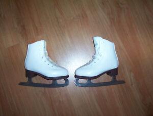 patin artistique grandeur 10 junior de marque jackson glacier