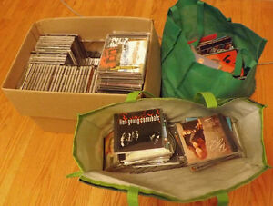 300 CD's For $200