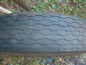 """5.30-12"""" Trailer tire $10.00 can deliver!"""
