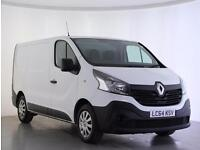 2014 Renault Trafic SL27dCi 115 Business Van Diesel white Manual