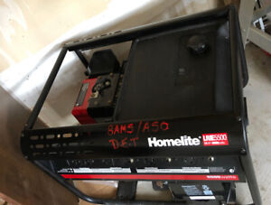 Portable Generator 5500W Homelite Generator for sale
