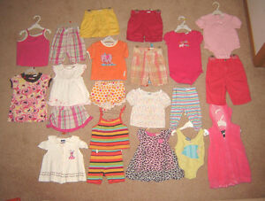 Girls Clothes - 12, 12-18, 18, 18-24 mos / Shoes 3, 5, 6, 7, 8,9