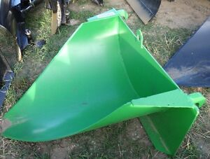 Blades and Attachments for large John Deere tractors Edmonton Edmonton Area image 7