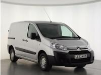 2013 Citroen Dispatch 1000 1.6 HDi 90 H1 Van Enterprise Diesel silver Manual