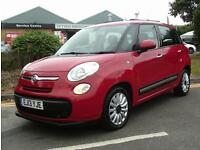 Fiat 500L 1.4 Pop Star 5dr NO FINANCE PROPOSAL REFUSED 2013 (13 reg), MPV 35,212