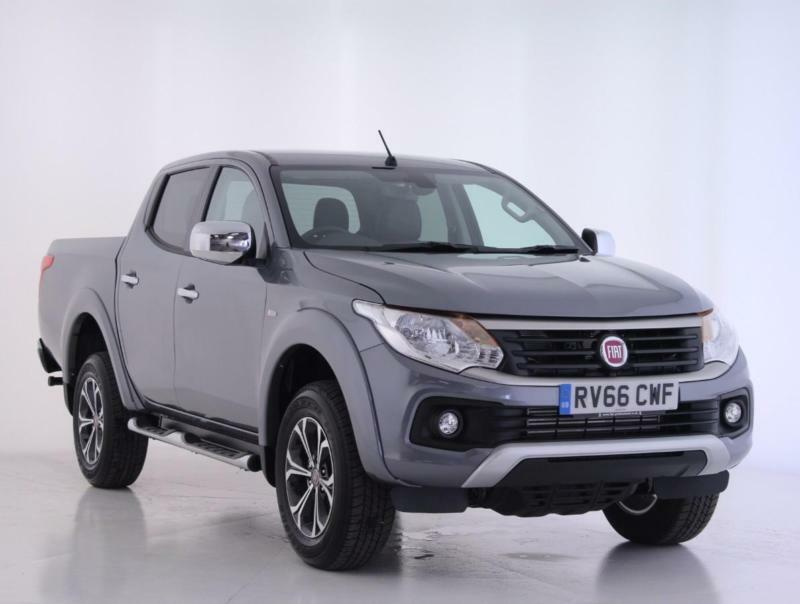 2016 fiat fullback 2 4 180hp lx double cab pick up diesel. Black Bedroom Furniture Sets. Home Design Ideas