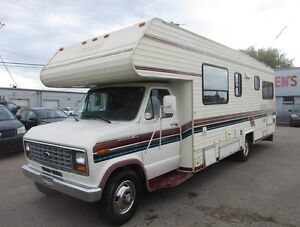 1989 Ford E350 Super Duty Corsair Mororhome