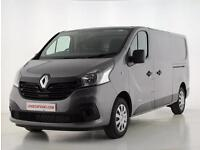 2016 Renault Trafic LL29 ENERGY dCi 125 Business+ Van EURO 6 Diesel grey Manual