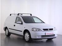 2006 Vauxhall Astravan Envoy 1.7CDTi 16V (ABS) Diesel white Manual