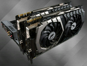 Looking for msi 1070 quick silver edition.
