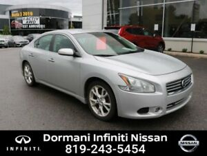 2012 MAXIMA SL, FULLY LOADED, GPS, BOSE, LOW MILAGE