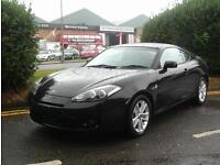 Hyundai Coupe 1.6 SIII S 3dr£4,499 1 Lady Doctor Owner 2008 (58 reg), Coupe