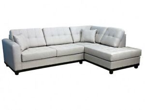 Sectional Sofa Set with Chaise