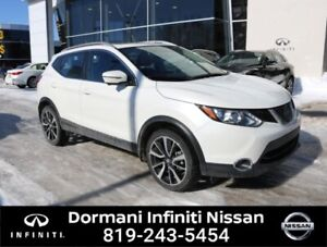 2018 Nissan Qashqai SL AWD, CERTIFIED NISSAN, RATE FROM 2.49%, 6