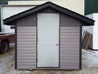 Own Your Backyard Heated Secure Storage