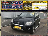 2006 TOYOTA RAV 2.0 AUTO XT5 STATION WAGON * 12 MONTH WARRANTY INCLUDED
