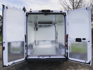 Refrigerated Vans & Trailers Conversions