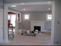 Renovating Your Home? Use professional Painting Services!