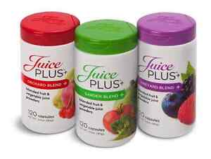 2 months supply of Juice Plus capsules