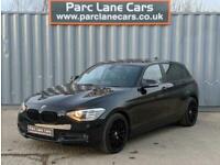 2012 BMW 1 SERIES 116I SPORT TURBO 5 DOOR ** STUNNING!! MUST BE SEEN ** 1.6 Hatc