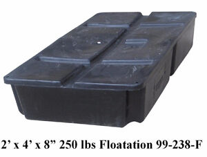 IN STOCK FLOAT SALE for FLOATING DOCK –Made in Canada-Pay CASH w