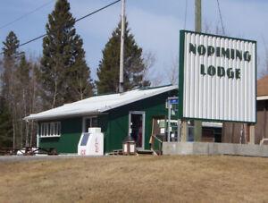Nopiming Lodge Bird Lake
