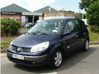 Renault Scenic 1.6 VVT Dynamique 5dr£999 Trade In PX priced to clear 2006 (06 re