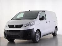 2017 Peugeot Expert 1000 1.6 BlueHDi 115 Professional Van Diesel silver Manual