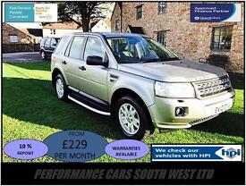 Land Rover Freelander 2 2.2 TD4 XS 5dr £9695 FSH,2 KEYS,6 MONTH WARRANTY 2012