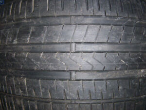 2 tires Falken Azenis FK510 295/30 ZR 19 great used condition!