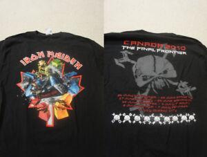 Iron Maiden - Lot of 9 XL Rare Shirts