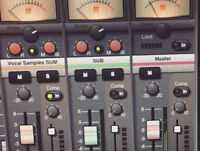 Online Audio Mixer For Your Home Studio Or Business
