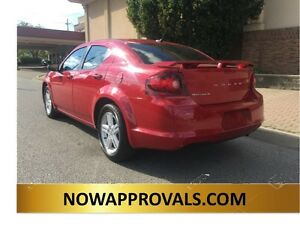 2014 Dodge Avenger SXT   ONLY  $66.82 A WEEK + TAX OAC Windsor Region Ontario image 6