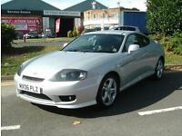 Hyundai Coupe 2.0 SE 3dr£3,000 NO FINANCE PROPOSAL REFUSED 2006 (06 reg), Coupe