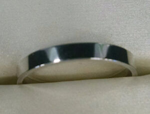 10KT MEN'S WEDDING BAND