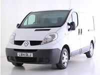 2014 Renault Trafic SL27dCi 90 Van Diesel white Manual