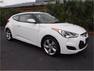 * 2012 Hyundai Veloster - 6 Speed Manual, $9500 or best offer *
