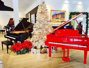Piano Centre December Holiday Sale On Now!