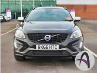 2016 Volvo XC60 D4 [190] R DESIGN Nav 5dr Geartronic Auto 4x4 Diesel Automatic