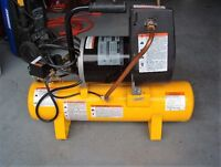Campbell Hausfield 1 HP Air Compressor