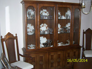 Lovely Dining Room China Cabinet