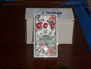 Price Drop $145 blackout effectors fix'd fuzz